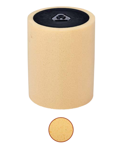 Náhradná špongia pre el. špongiu (jemne žltá)