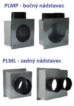 Boxy  PLML / PLMP pre distribučné elementy BCRG