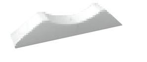Fixačná noha k ventilátoru QIN Ø150