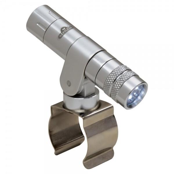 Lampička prenosná s magnetom a držiakom (70020)