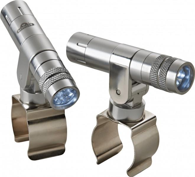 Lampičky prenosné s magnetom a držiakom (70021)