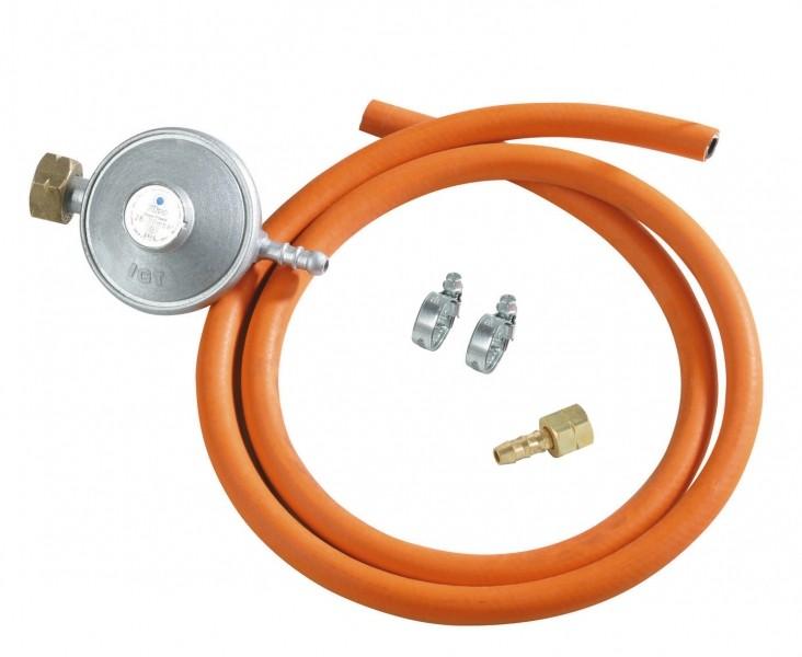 Sada hadice, regulátora a nátrubka pre pripojenie grile (NP01007+NP01015)