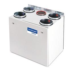 Rekuperačná jednotka Domekt - R-400-V