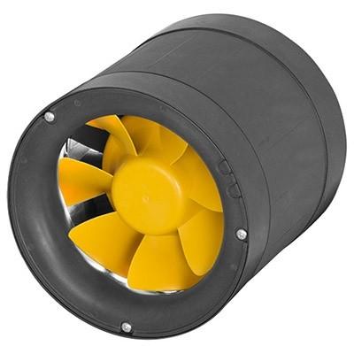 Potrubné ventilátory kruhové EM-E (AC motor)