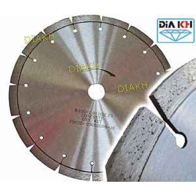 LASER HB D230/22.2 - 40x2.8x12 - ARIX1 beton