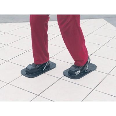 Ryhované topánky