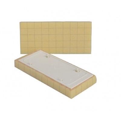 Náhradná špongia predrezaná 13x30x3 cm