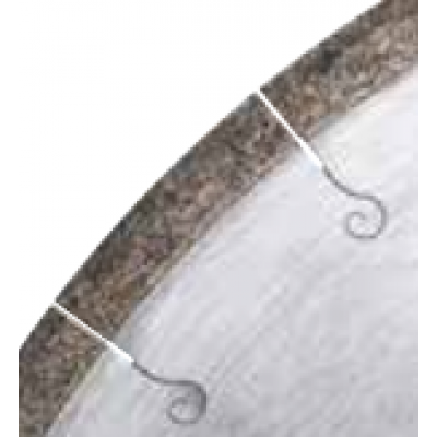Diamantový kotúč 300mm, h20 (Porcelán)