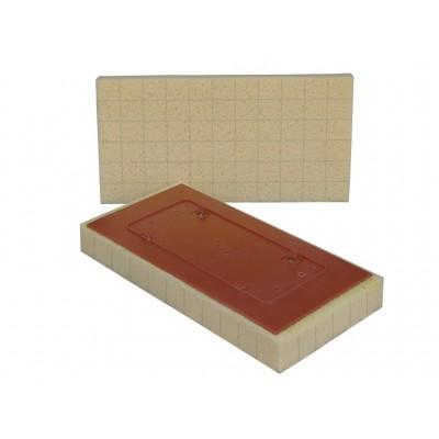 Náhradná špongia predrezaná 17x34x4 cm