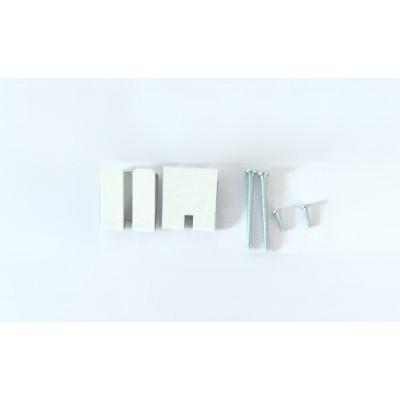 Úchytky pre montáž ventilátora QX100/80 do podhľadu