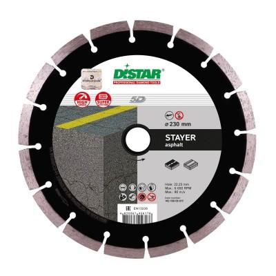 Diamantový kotúč DISTAR 1A1RSS STAYER – 230 mm