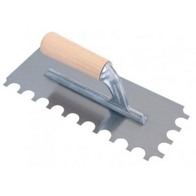 Hladítko so zárezom v tvare U 28x12cm, 15mm