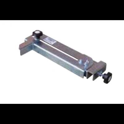 Nastaviteľný uholník pre vozíkové píly