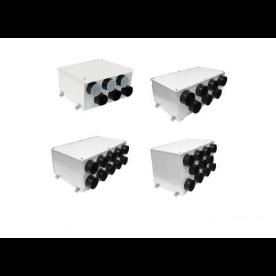 Rozdeľovací box PLMP/PLML