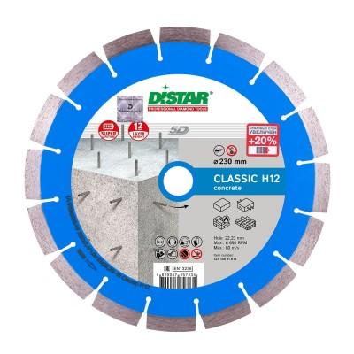 Diamantový kotúč DISTAR 1A1RSS CLASSIC H12