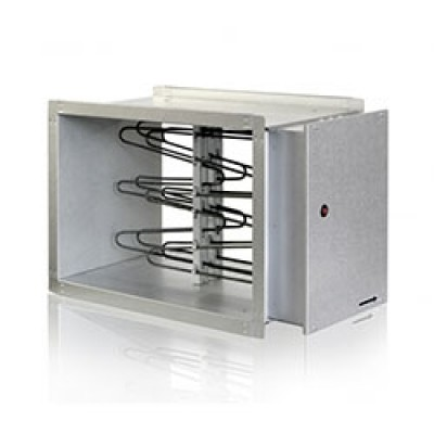 Elektrický ohrievač do potrubia EKS NV 1000x500
