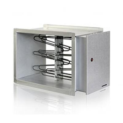 Elektrický ohrievač do potrubia EKS NV 500x250 PTC/PS