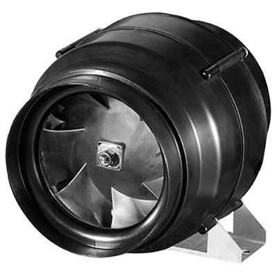 Potrubné ventilátory kruhové EL-E (AC motor)