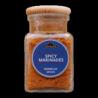 Grilovacie korenie - Spicy marinades