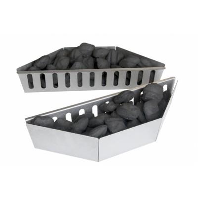 Palivové nádoby do uhoľného grilu (67400)