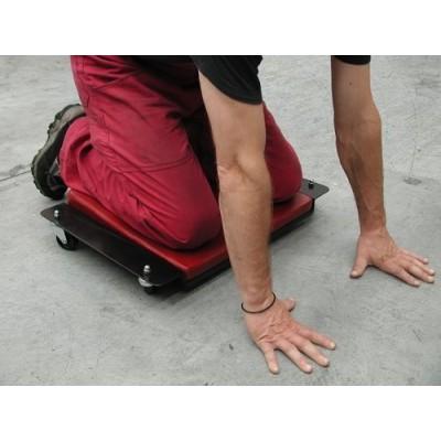 Pohyblivá sedačka s kolennou podložkou NELSON