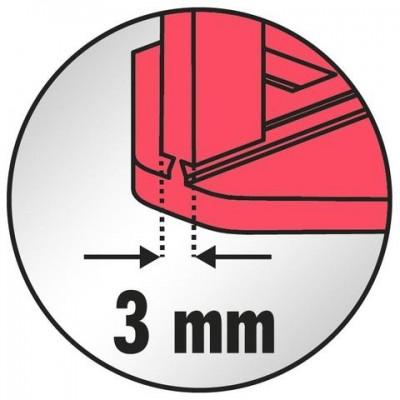 Leveling spony 3mm