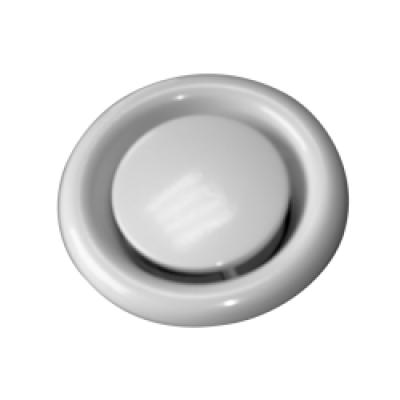 Tanierový ventil kovový odvodný KW