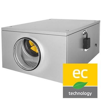 Potrubné ventilátory EM DUO-EC (EC motor)