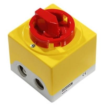 Vypínač zariadenia GS 01