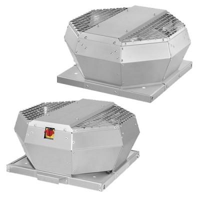 Strešné ventilátory DVA