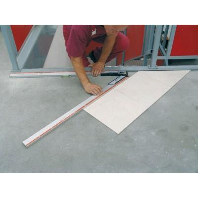 Stupňový kĺbový uholník 100cm