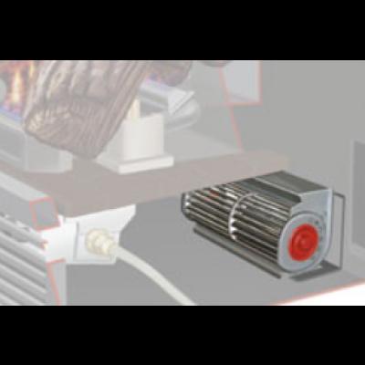 Ventilátor 240V s termostatom Regency