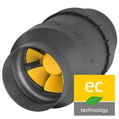 Potrubné ventilátory kruhové EM-EC (EC motor)