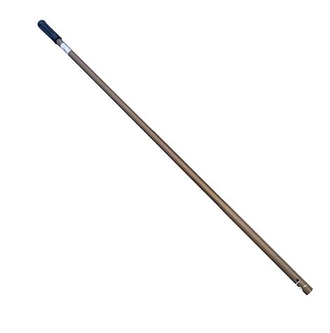 Eloxidová hliníková rúčka 133 cm