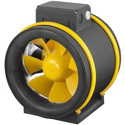 Potrubné ventilátory kruhové EM-M (AC motor)