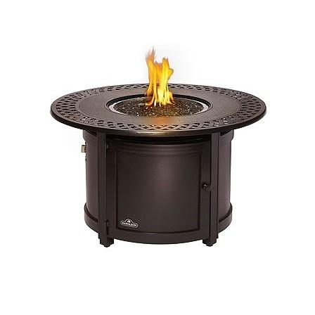 Patio Flame Victorian okrúhly stôl