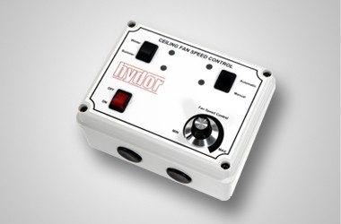 Ovládač ventilátora HCF - ON/OFF
