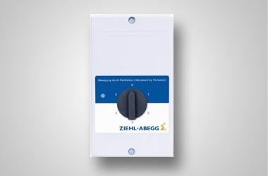 Regulátor ventilátora SDF